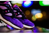 Кроссовки Saucony x Feature G9 Shadow 6 The Barney - Фото 6
