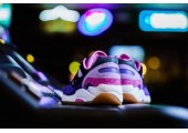 Кроссовки Saucony x Feature G9 Shadow 6 The Barney - Фото 2