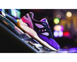 Кроссовки Saucony x Feature G9 Shadow 6 The Barney