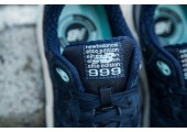 Кроссовки New Balance WL999GMT Meteorite Blue - Фото 3