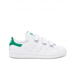 Кроссовки Adidas Stan Smith CF White/White/Green