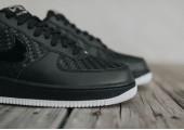 Кроссовки Nike Air Force 1 Low Black-Summit White-Gum - Фото 3
