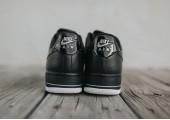Кроссовки Nike Air Force 1 Low Black-Summit White-Gum - Фото 4
