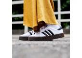 Кроссовки Adidas Originals Samba White/Black - Фото 3