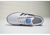 Кроссовки Adidas Originals Samba White/Black - Фото 2