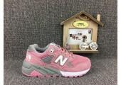 Кроссовки New Balance 580 Pink - Фото 9