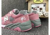 Кроссовки New Balance 580 Pink - Фото 4