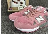 Кроссовки New Balance 580 Pink - Фото 5