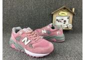 Кроссовки New Balance 580 Pink - Фото 3