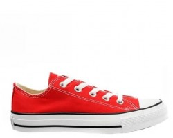 Кеды Converse Chuck Taylor All Star Low Red/White