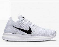 Кроссовки Nike Free Run Flyknit White Wind