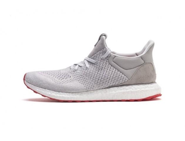 Кроссовки Adidas Ultra Boost Consortium x Solebox Grey