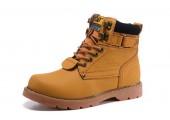 Ботинки Caterpillar Second Shift Boots Yellow - Фото 1