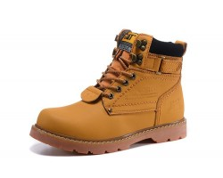 Ботинки Caterpillar Second Shift Boots Yellow