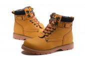 Ботинки Caterpillar Second Shift Boots Yellow - Фото 4