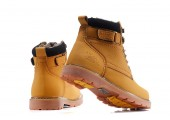 Ботинки Caterpillar Second Shift Boots Yellow - Фото 3