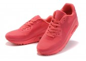 Кроссовки Nike Air Max 90 Hyperfuse Coral - Фото 4