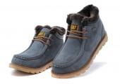 Ботинки Caterpillar Winter Boots Light Blue - Фото 3