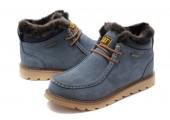 Ботинки Caterpillar Winter Boots Light Blue - Фото 2