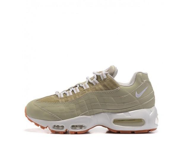 Кроссовки Nike Air Max 95 Essentia Khaki/White