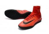 Сороконожки Nike Mercurial Superfly V TF Fire Red - Фото 6