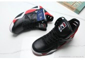 Кроссовки Fila Vita Black/Red/White - Фото 5
