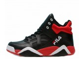 Кроссовки Fila Vita Black/Red/White - Фото 1