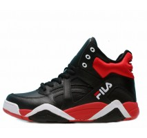 Кроссовки Fila Vita Black/Red/White