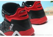 Кроссовки Fila Vita Black/Red/White - Фото 2