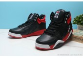 Кроссовки Fila Vita Black/Red/White - Фото 6