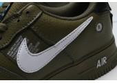 Кроссовки Nike Air Force 1 Low Haki - Фото 10