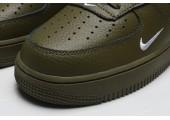 Кроссовки Nike Air Force 1 Low Haki - Фото 8