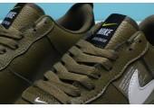 Кроссовки Nike Air Force 1 Low Haki - Фото 9