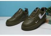 Кроссовки Nike Air Force 1 Low Haki - Фото 6