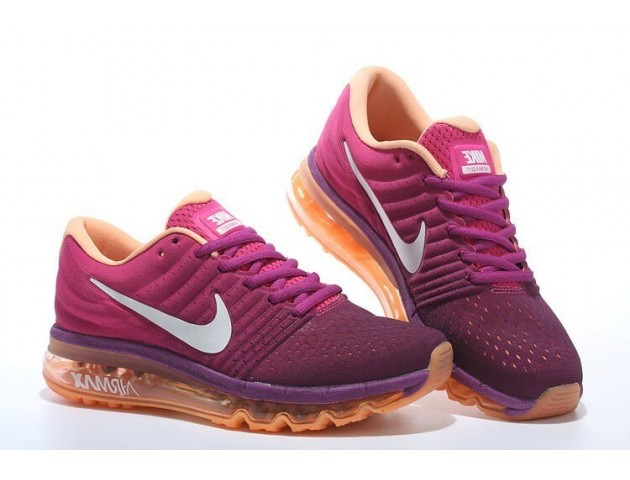 Кроссовки Nike Air Max 2017 Purple/Orange