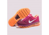 Кроссовки Nike Air Max 2017 Purple/Orange - Фото 4