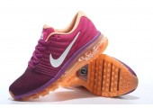 Кроссовки Nike Air Max 2017 Purple/Orange - Фото 3