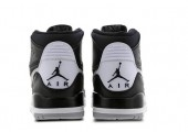 Баскетбольные кроссовки Nike Air Jordan Legacy 312 Black/Elephant Print/White - Фото 5