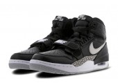 Баскетбольные кроссовки Nike Air Jordan Legacy 312 Black/Elephant Print/White - Фото 6