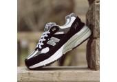 Кроссовки New Balance 993 Black - Фото 4