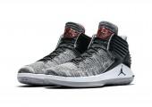 Баскетбольные кроссовки Air Jordan XXX2 Black/Red/Cement Grey - Фото 7