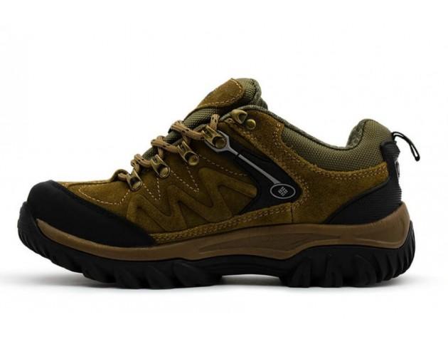 Ботинки Columbia Vibram Brown