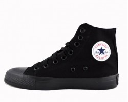 Кеды Converse All Star Chuck Taylor High Night Black