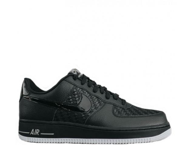 Кроссовки Nike Air Force 1 Low Black-Summit White-Gum