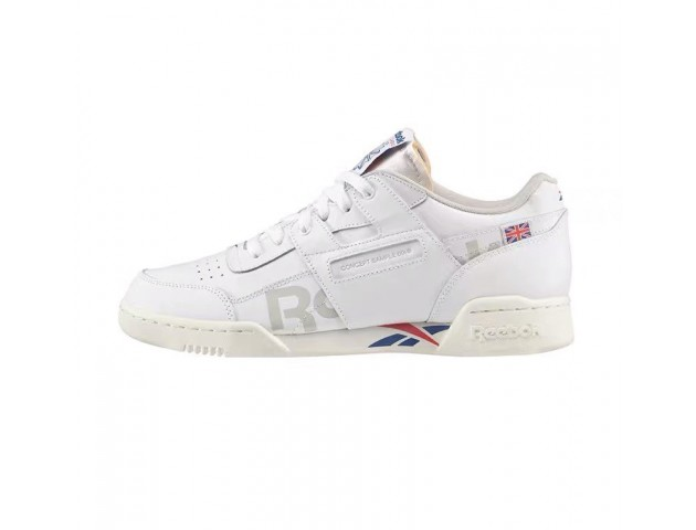 Кроссовки Reebok Workout Plus ATI White
