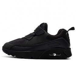 Детские кроссовки Nike Air Max 90 Triple Black