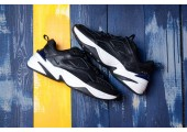 Кроссовки Nike M2K Tekno Black/Blue - Фото 8