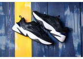 Кроссовки Nike M2K Tekno Black/Blue - Фото 1