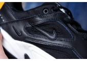 Кроссовки Nike M2K Tekno Black/Blue - Фото 4