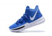 Баскетбольные кроссовки Nike Kyrie 5 Duke Blue - Фото 7